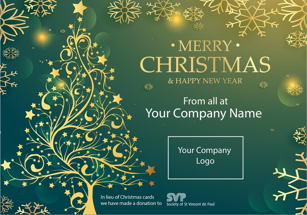Corporate Holiday E Cards Charity Choice Image - Card Design And ...