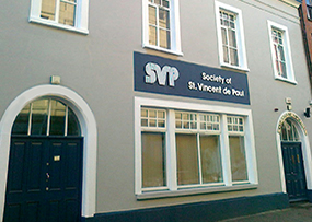 SVP Local office building