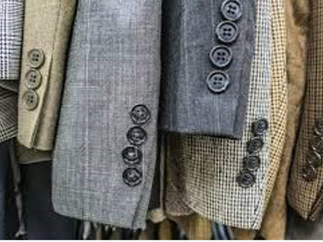 Men's suit jackets
