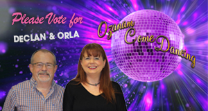 Declan and Orla Ozanam Come Dancing 2019