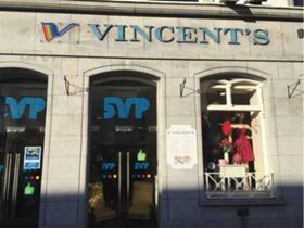 A SVP charity shop
