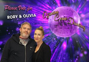 Rory and Olivia Ozanam Come Dancing 2019